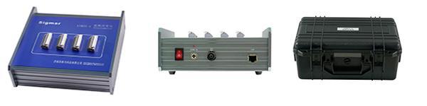 ASMD5-4电阻应变仪及便携箱照片