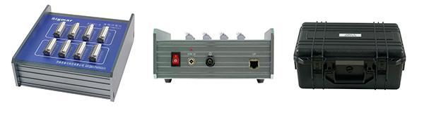 ASMD5-8电阻应变仪及便携箱照片
