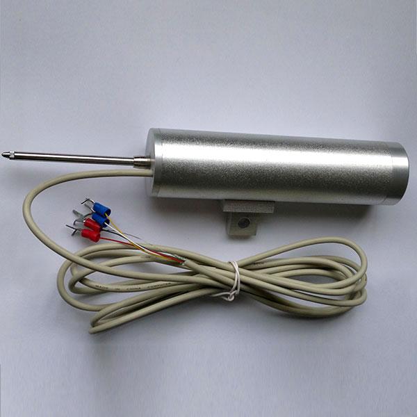 应变式位移传感器